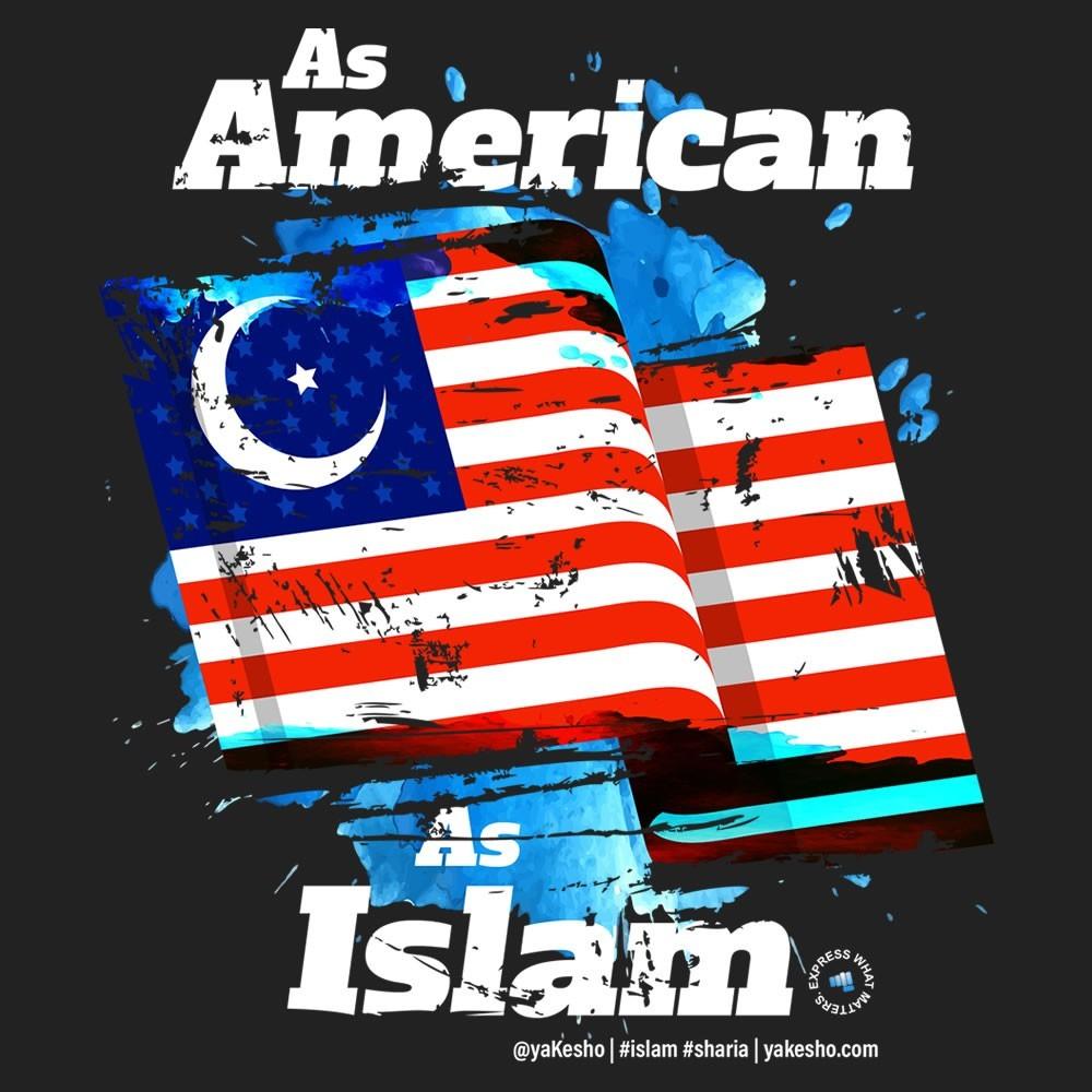 As American as Islam Design