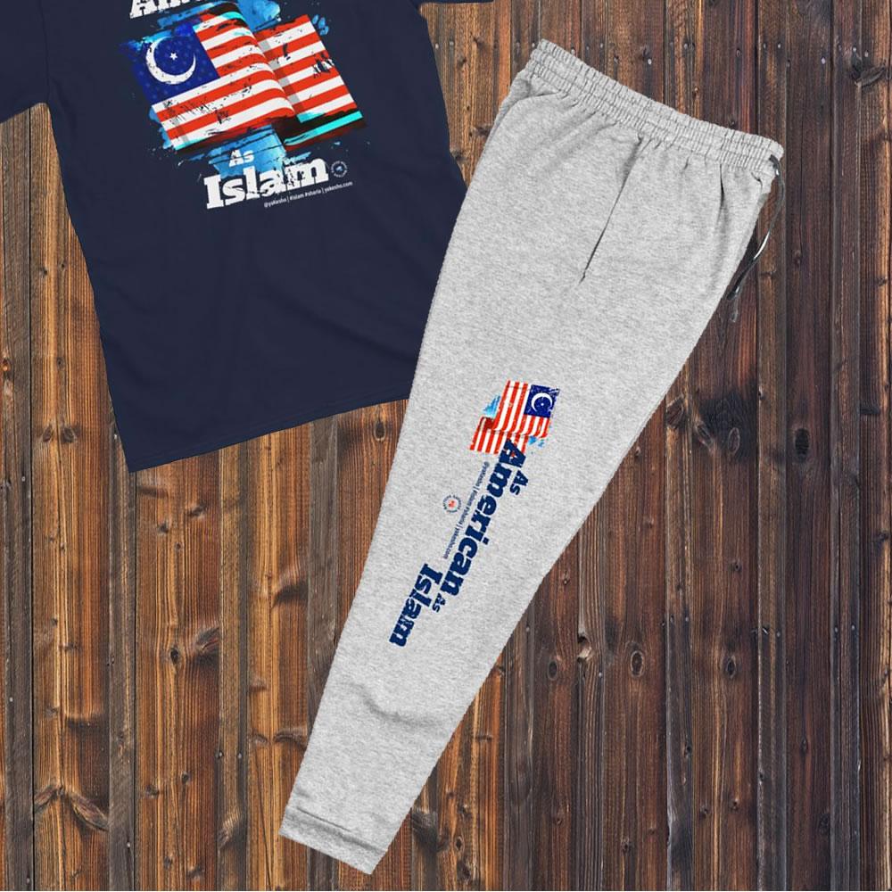 As American As Islam Sweatpants Promo