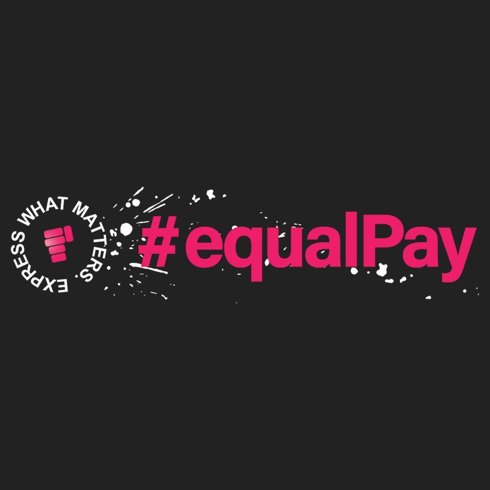 Equal Pay Equal Work Equals No Lawsuit Jogger Design