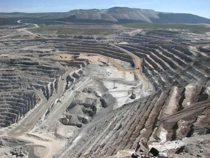 A Vast Copper Mine