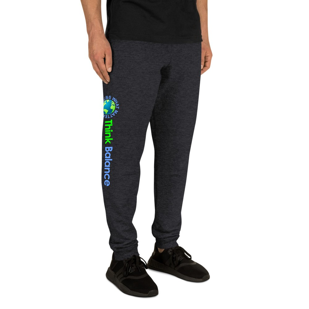 We must save Our World from Us Unisex Joggers