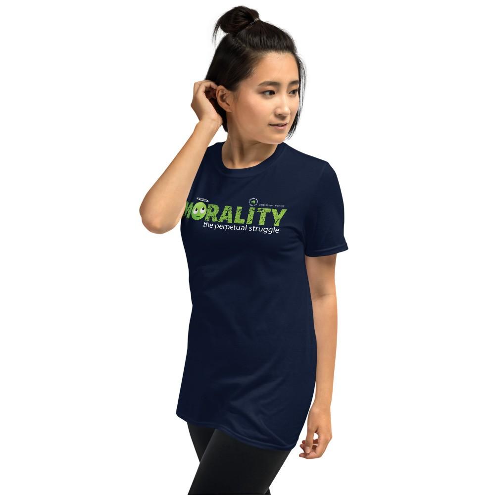 Morality the Perpetual Struggle Short-Sleeve Unisex T-Shirt