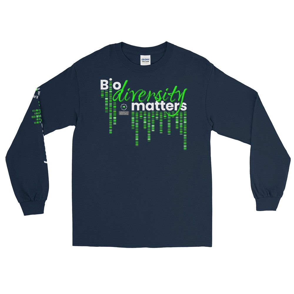 Biodiversity Matters Unisex Long Sleeve T-Shirt