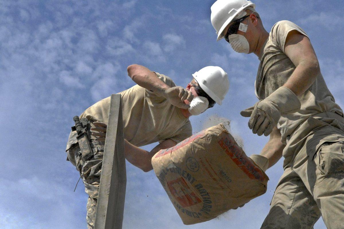 Construction Bag Cement Carbon Emissions