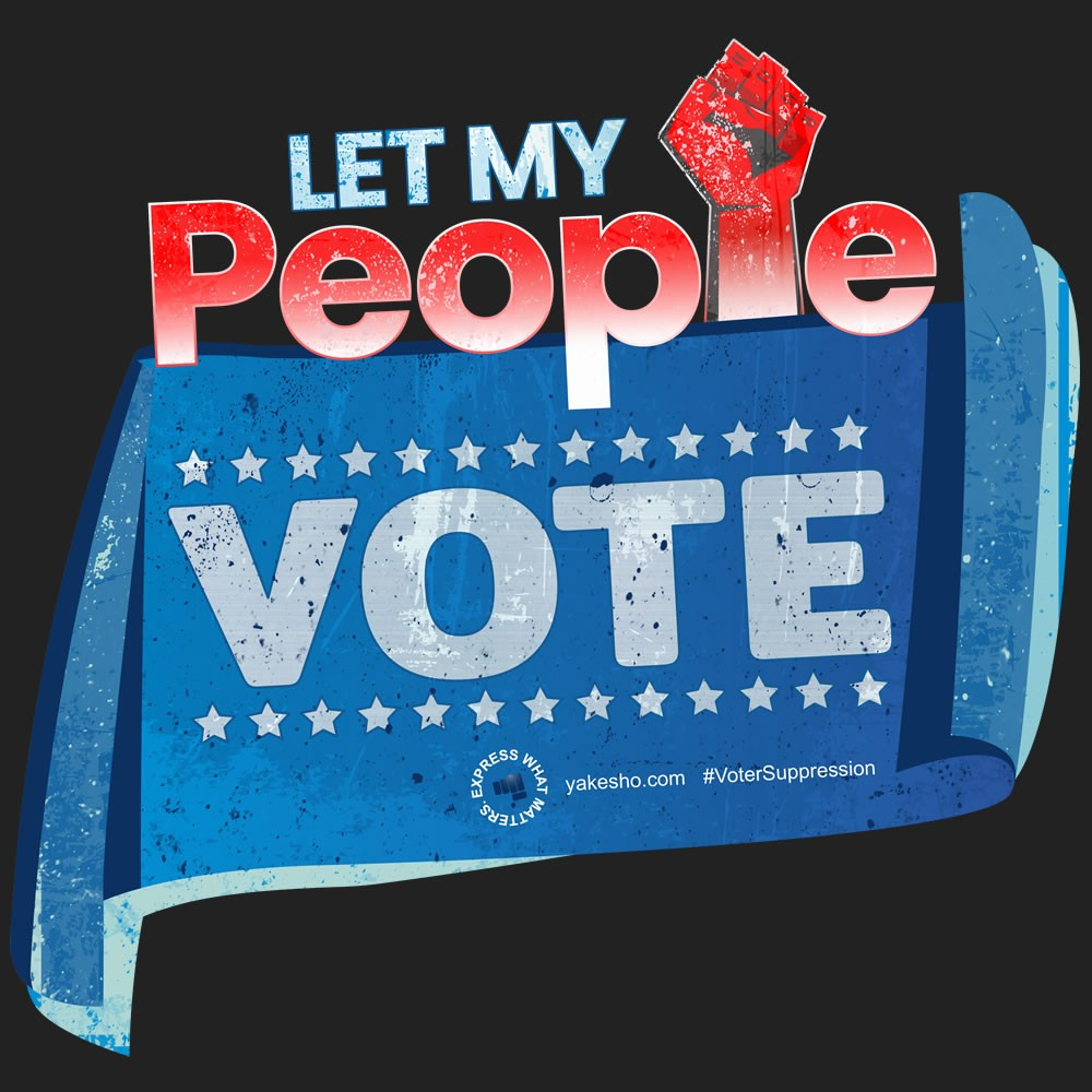 Let My People Vote Design