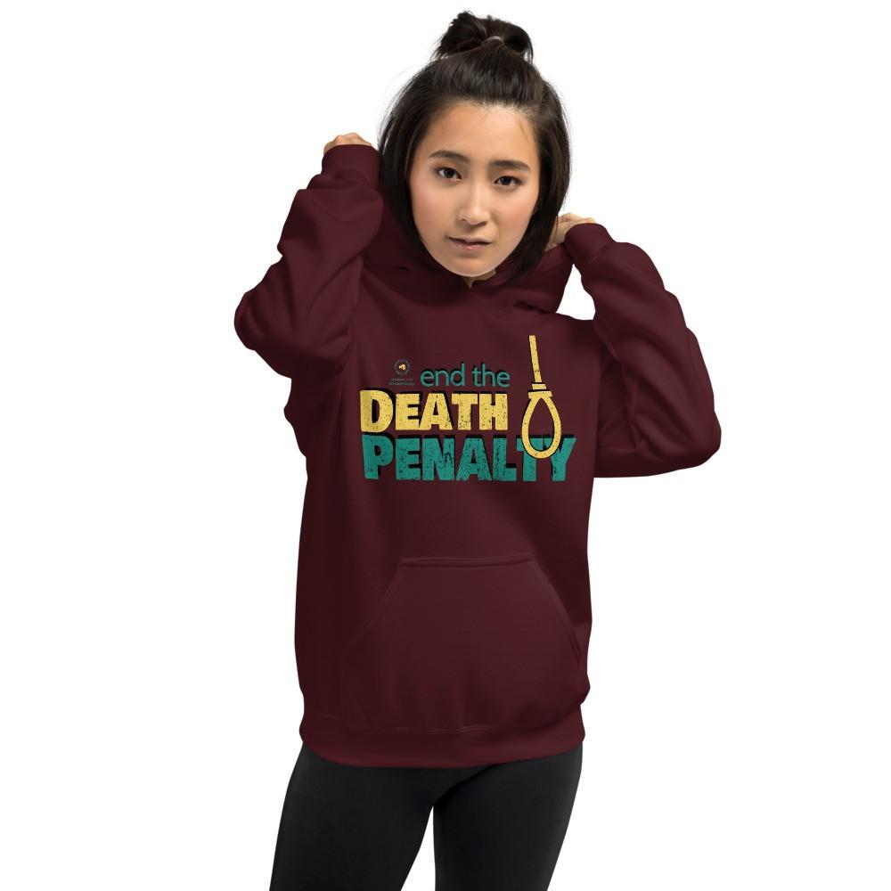 End the Death Penalty Unisex Hoodie