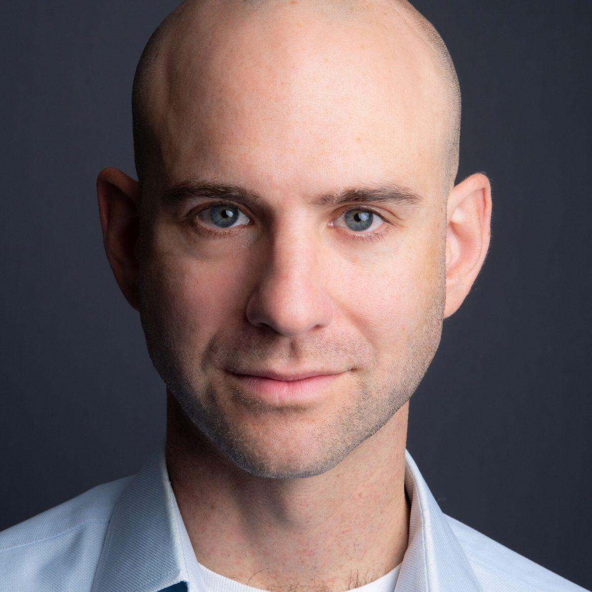 Jeff Ernsthausen Headshot