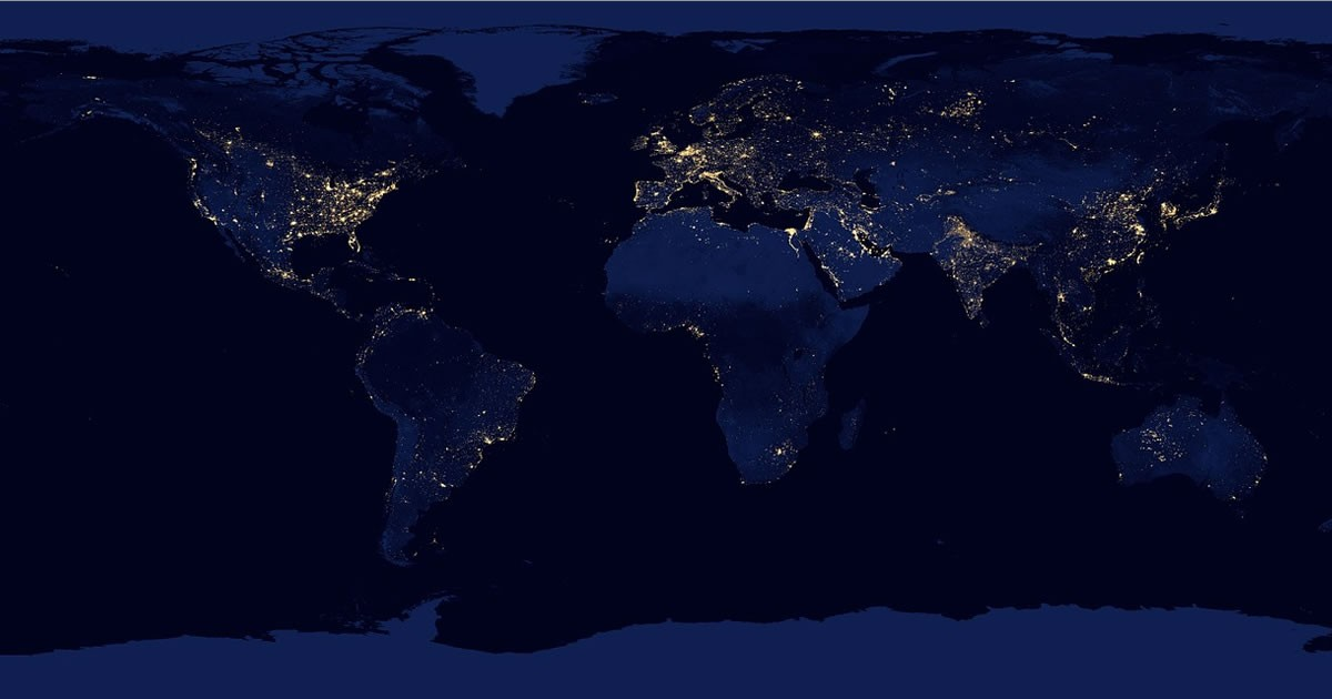 Massive Shifts In The Global Population Featured