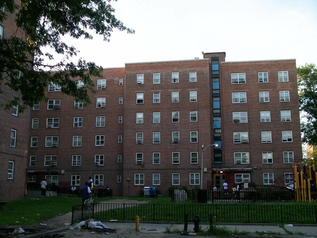 Public Project Housing