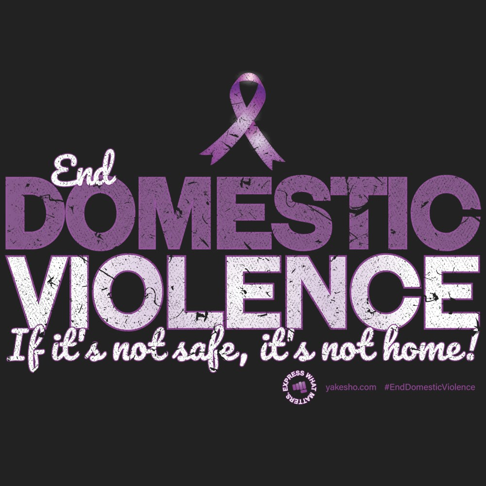 End Domestic Violence Design