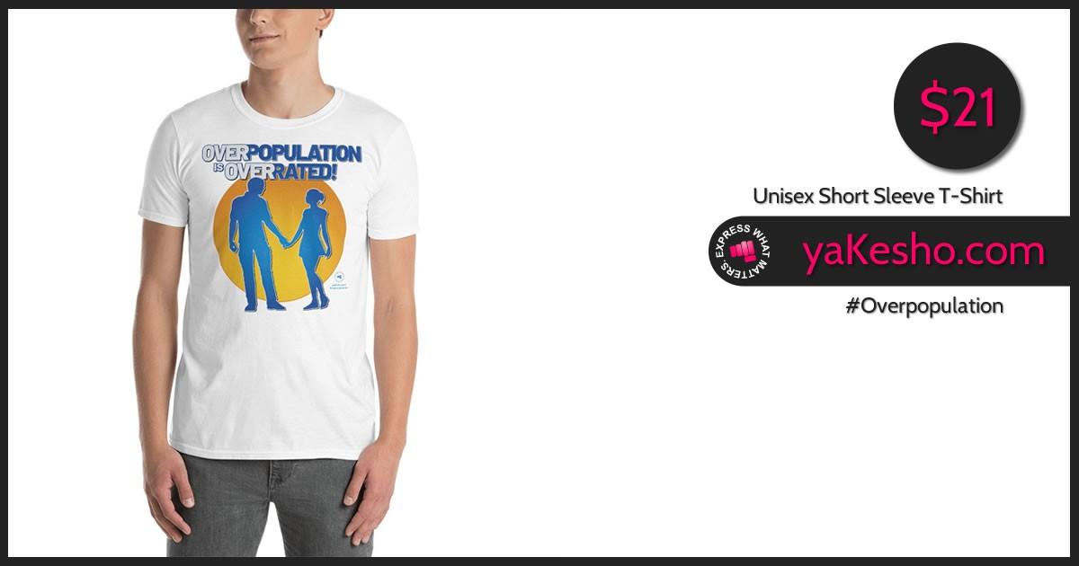Overpopulation Is Overrated Sm