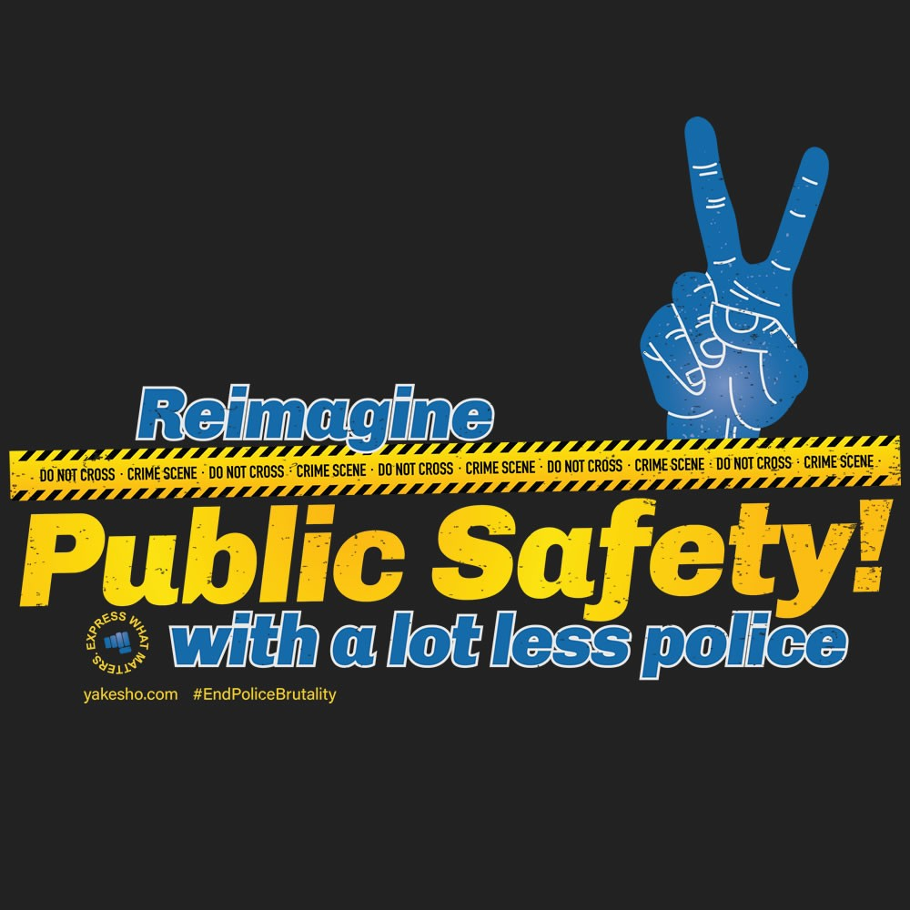 Reimagine Public Safety Design