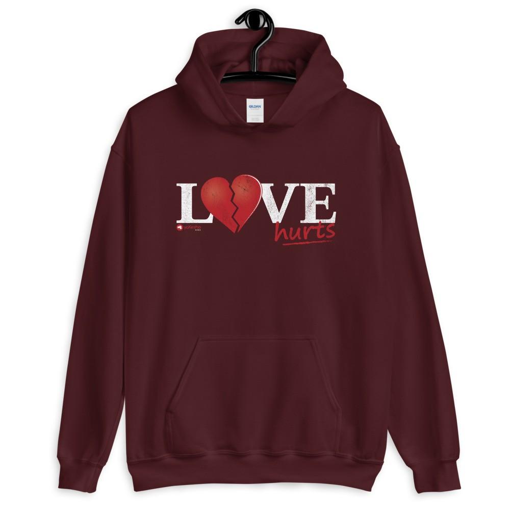 Love Hurts Unisex Hoodie