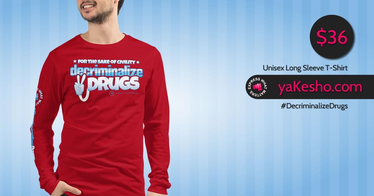 Decriminalize Drugs Long Sm