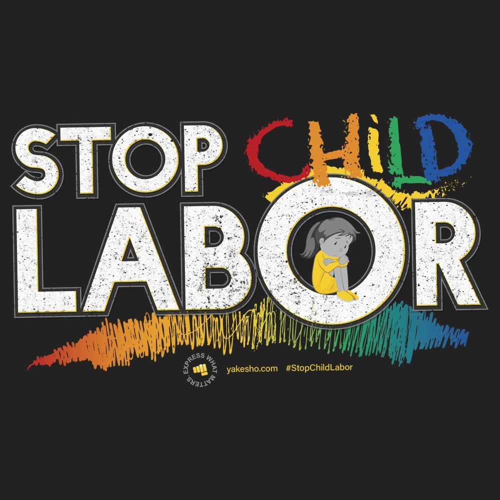 Stop Child Labor Design