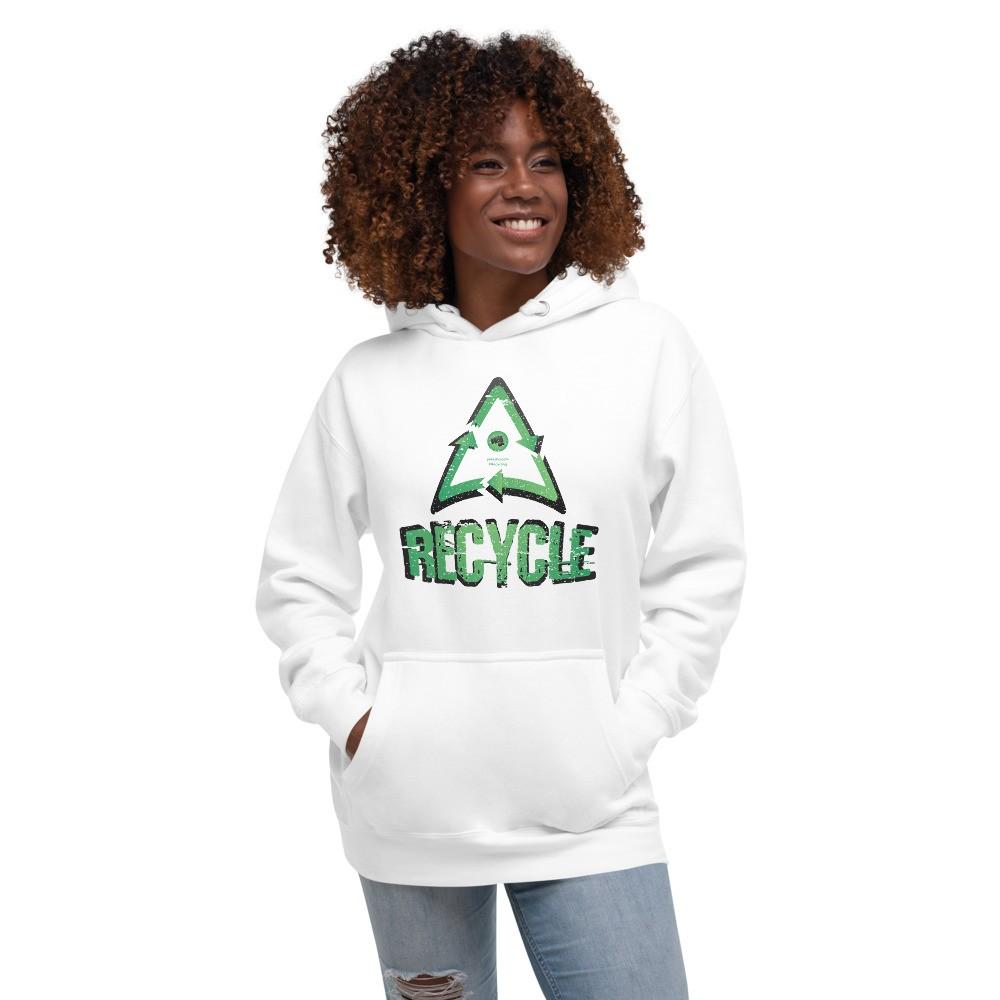 Recycle Unisex Hoodie