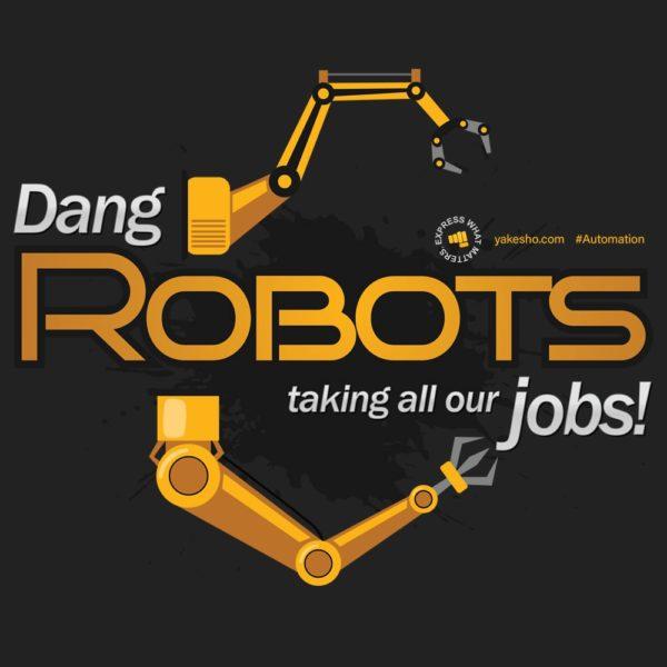 Dang Robots Design