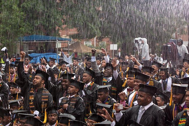 Morehouse Graduates