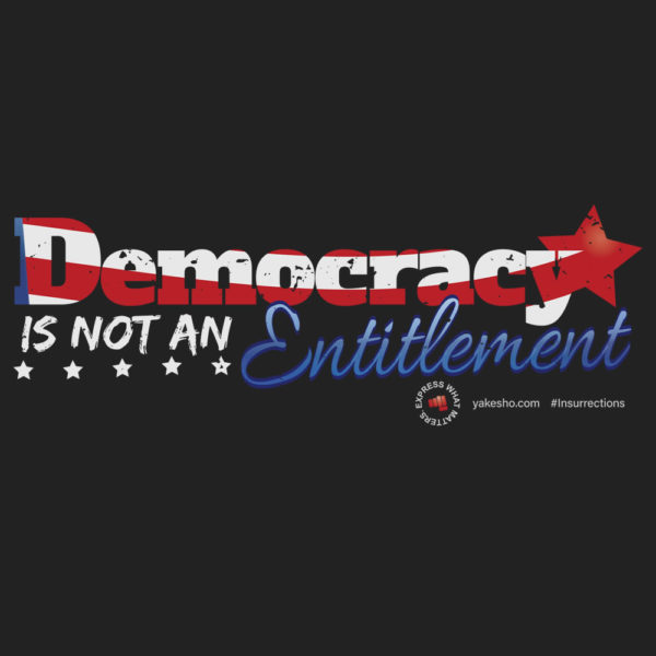 Democracy Is Not Design