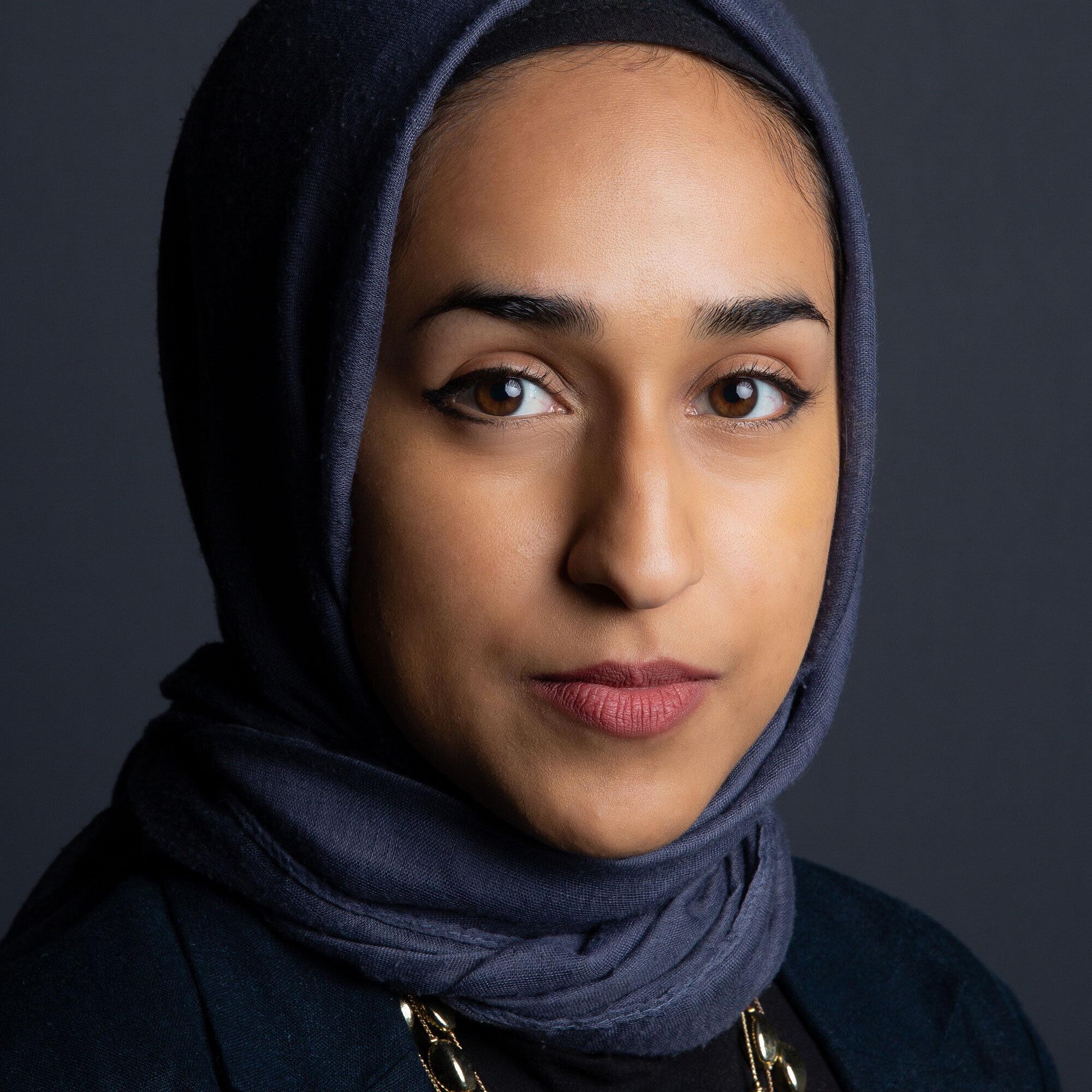 Maryam Jameel Headshot
