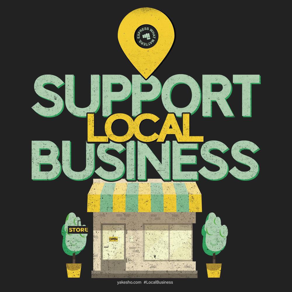 Support Local Biz Design