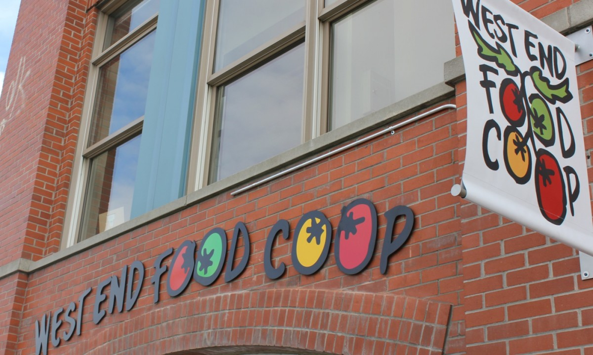 West End Food Coop - Local Business