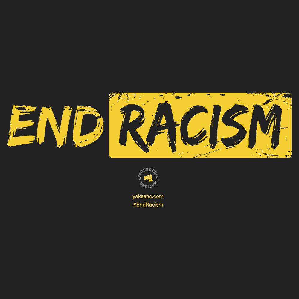 End Racism Design