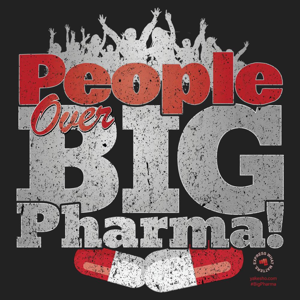 People Over Big Pharma Design
